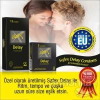 Condom Safex 3 Paket Özel Fiyat