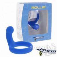 Rollie Blue Basıklı Penis Halkası